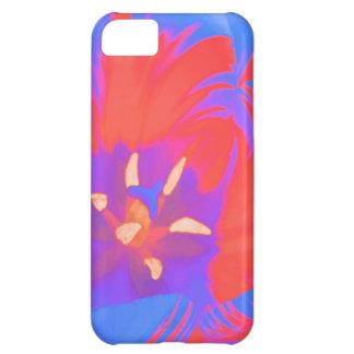 Fluorescent Tulip iPhone 5 Case