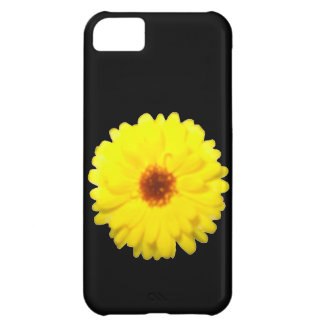 Fluorescent Yellow Marigold iPhone 5 Case