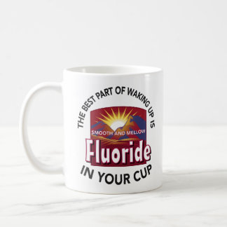 Fluoride in Your Cup