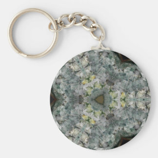 Fluorite Triangle Nov 2012 Keychain