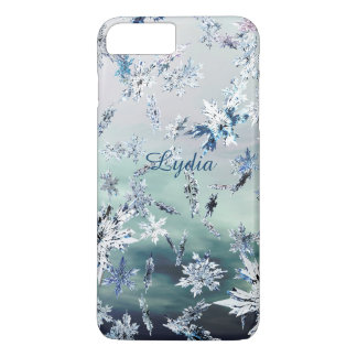 Flurries of Brilliance Personalized iPhone 5C Case