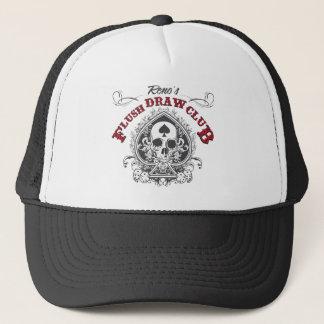 Flush Draw Club Trucker Hat