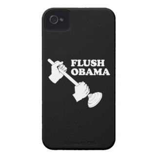 Flush Obama Blackberry Bold Case