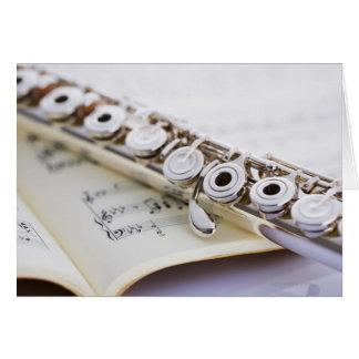 Flute 2 card