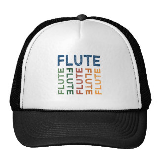 Flute Colorful Trucker Hat