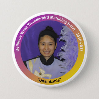 Flute_FranchescaH_2016-2017 3 Inch Round Button