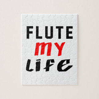 Flute my life puzzles