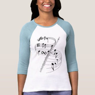 Flute T-shirts