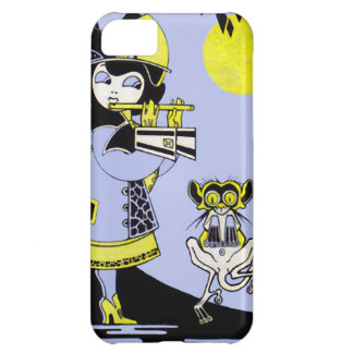 Flutist and the Monkey Case For iPhone 5C