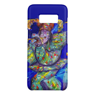 FLUTIST IN BLUE / Venetian Carnival Night Case-Mate Samsung Galaxy S8 Case
