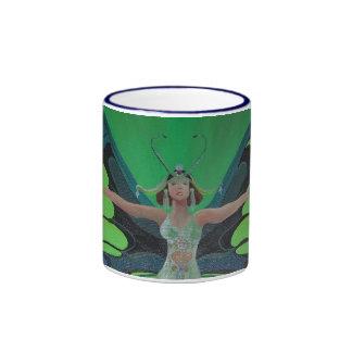 Flutterby Fairy Coffee Mug