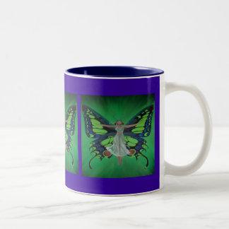Flutterby Fairy Mug
