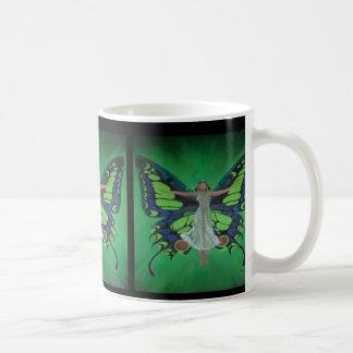 Flutterby Fairy Mugs