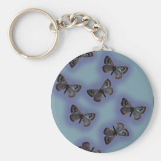 Flutterby Keychains