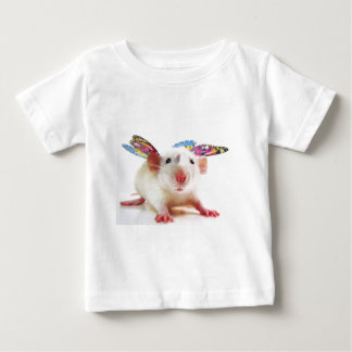 Flutterby rats! baby T-Shirt