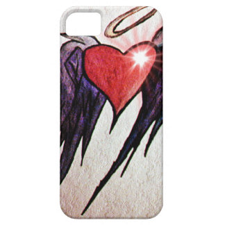 Fluttering Heart iPhone 5 Cover