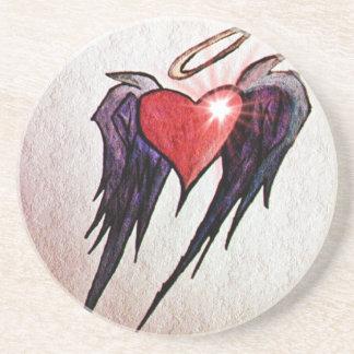Fluttering Heart Coaster