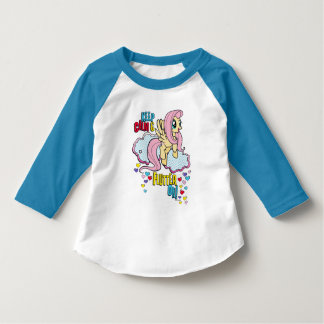 Fluttershy   Keep Calm & Flutter On! T-Shirt