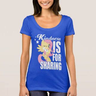 Fluttershy | Kindness Is For Sharing T-Shirt