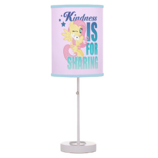 Fluttershy | Kindness Is For Sharing Table Lamp