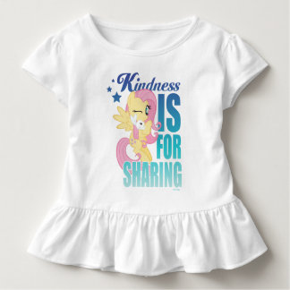 Fluttershy | Kindness Is For Sharing Toddler T-shirt