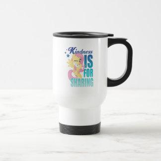 Fluttershy | Kindness Is For Sharing Travel Mug