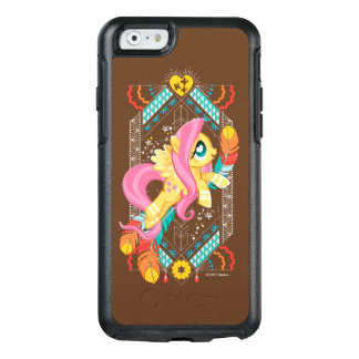 Fluttershy | Tribal Pastels OtterBox iPhone 6/6s Case