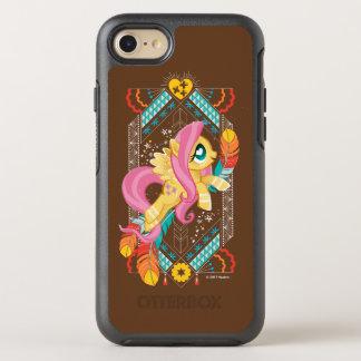 Fluttershy | Tribal Pastels OtterBox Symmetry iPhone 8/7 Case