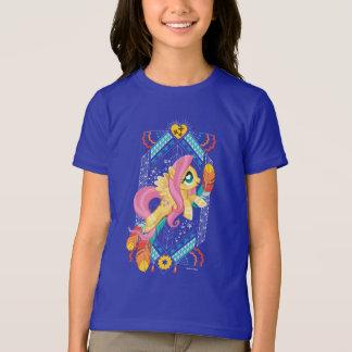Fluttershy   Tribal Pastels T-Shirt