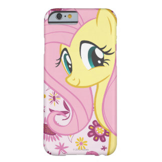 Fluttershy with Birds and Bees Barely There iPhone 6 Case