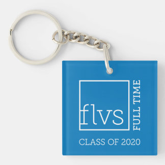 FLVS Full Time 2020 Keychain