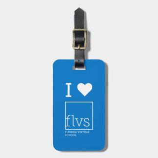 FLVS Luggage tag