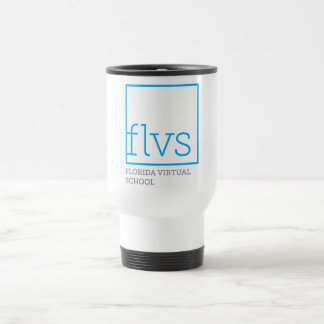 FLVS Stainless Steel Travel Mug