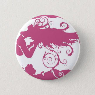 Fly 2 Inch Round Button