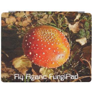 Fly Agaric FungiPad Cover iPad Cover