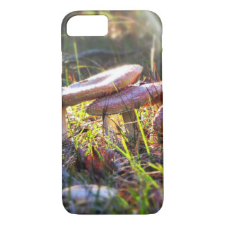 Fly Amanita in the Woodlands Case-Mate iPhone Case
