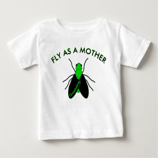 Fly as a mother baby shirt 72marketing toddler