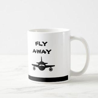 Fly Away - Coffee / Tea Mug