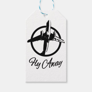 Fly Away Gift Tags