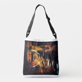 Fly away home over the shoulder tote