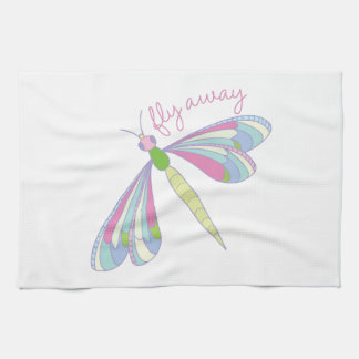Fly Away Kitchen Towel