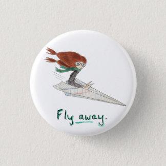 Fly Away Pin