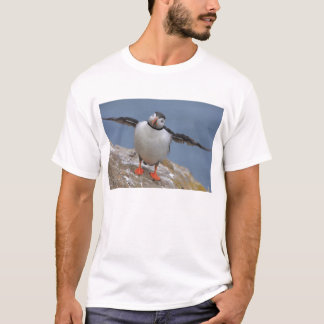 Fly Away Puffin T-Shirt