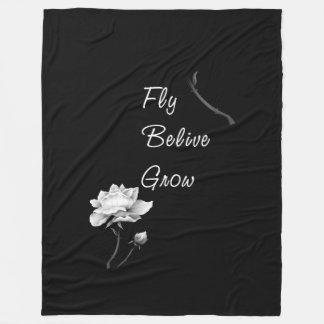 Fly blanket belive grow