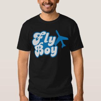 FLY BOY with aeroplane jet T-shirts