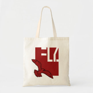 Fly Budget Tote