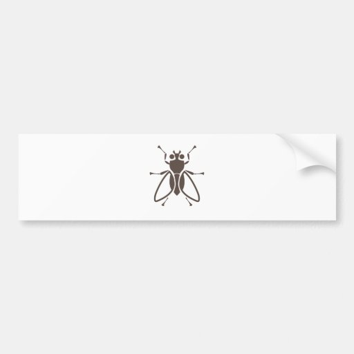 Fly Bumper Stickers