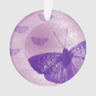 Fly Butterfly Fly Ornament