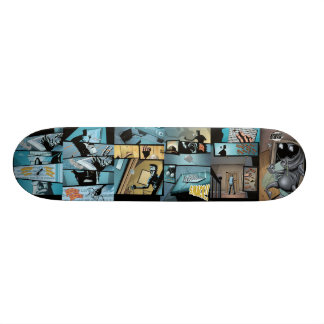 Fly Comic Skateboards