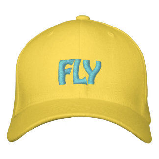 FLY EMBROIDERED HAT